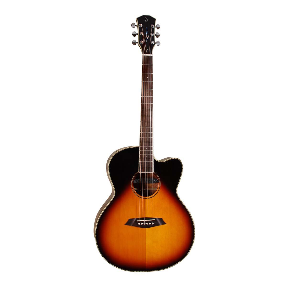 Image of   Sire R7-GZ-VS western-guitar vintage sunburst
