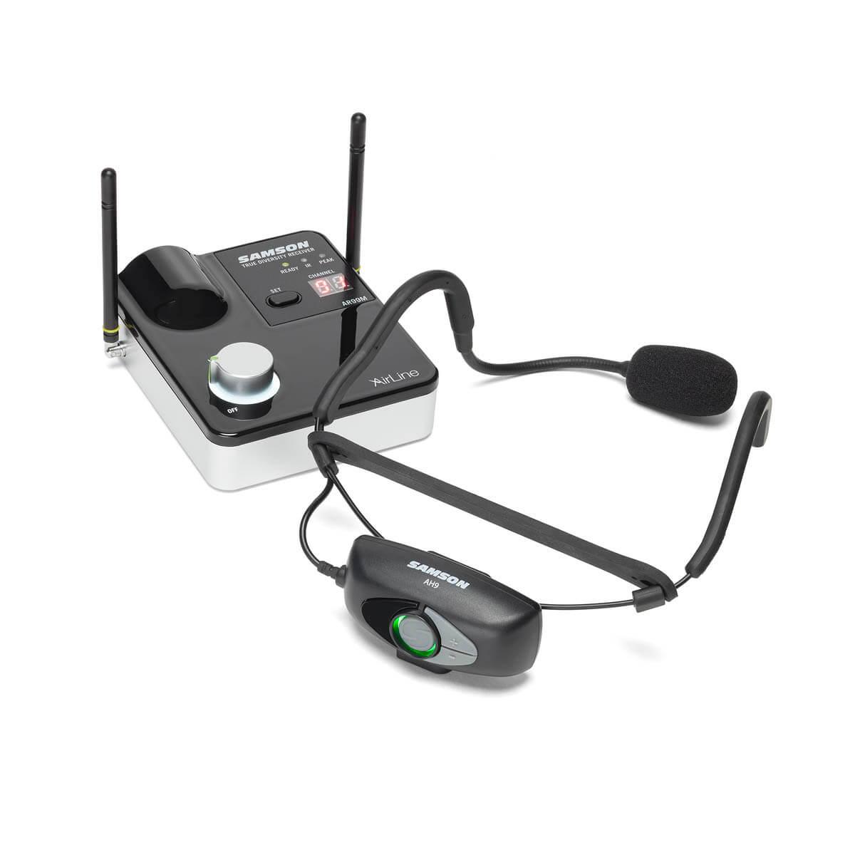 Billede af Samson AirLine 99m AH9 Fitness Headset trådløst system