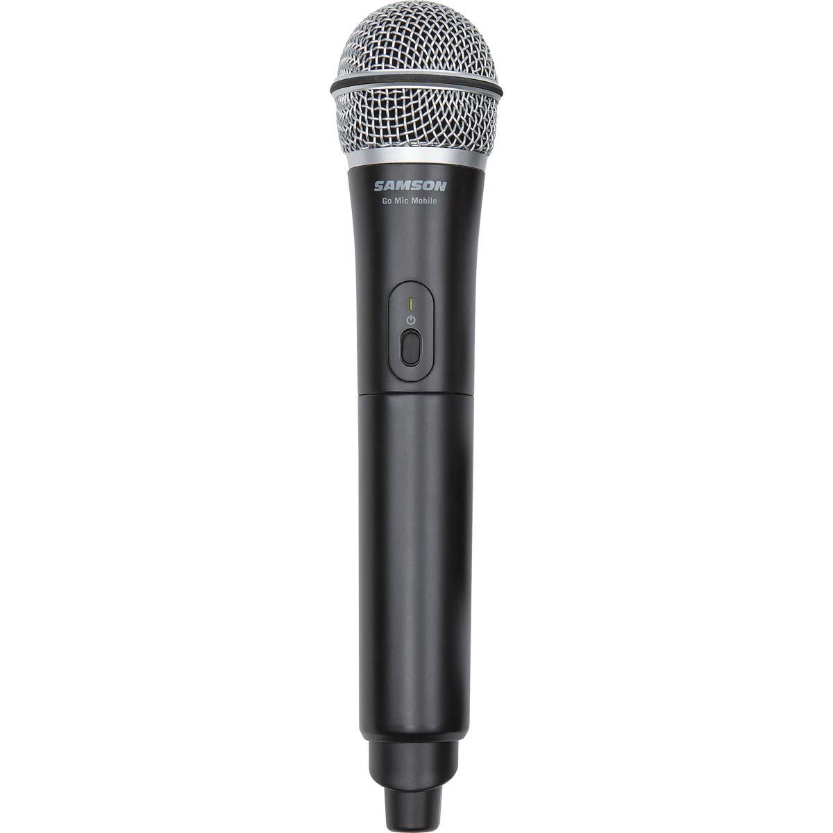Billede af Samson Go Mic Mobile trådløse håndholdt mikrofon
