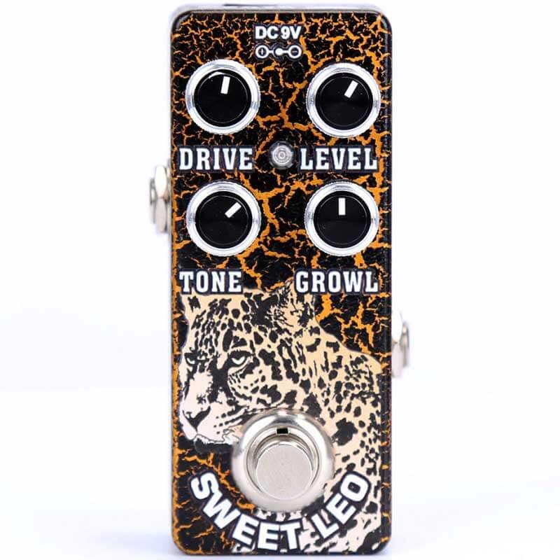 XVive O2 Sweet Leo guitar-effekt-pedal