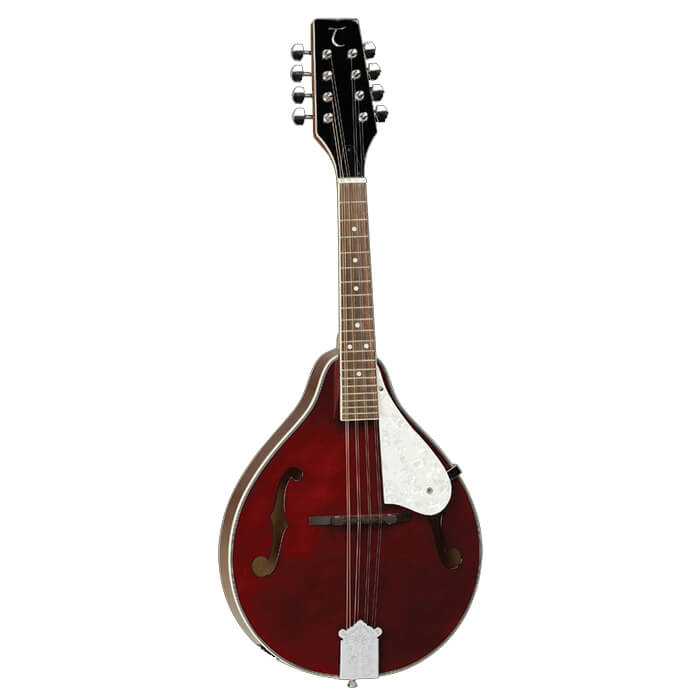 Image of   Tanglewood TWMTWR mandolin winered