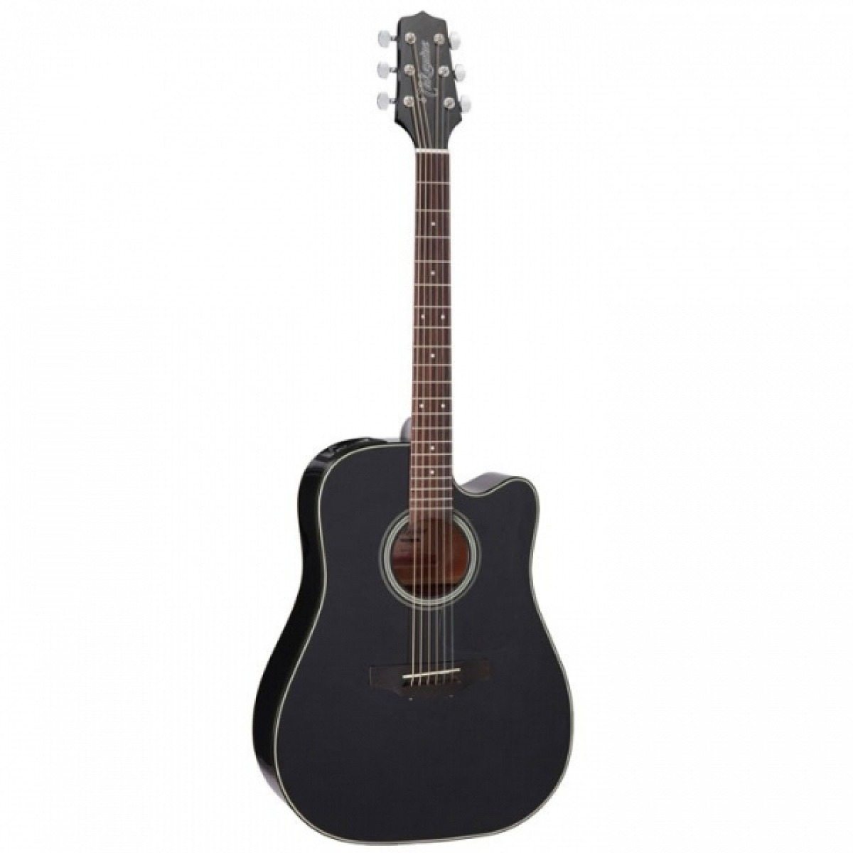 Image of   Takamine GD15CE-BLK western-guitar
