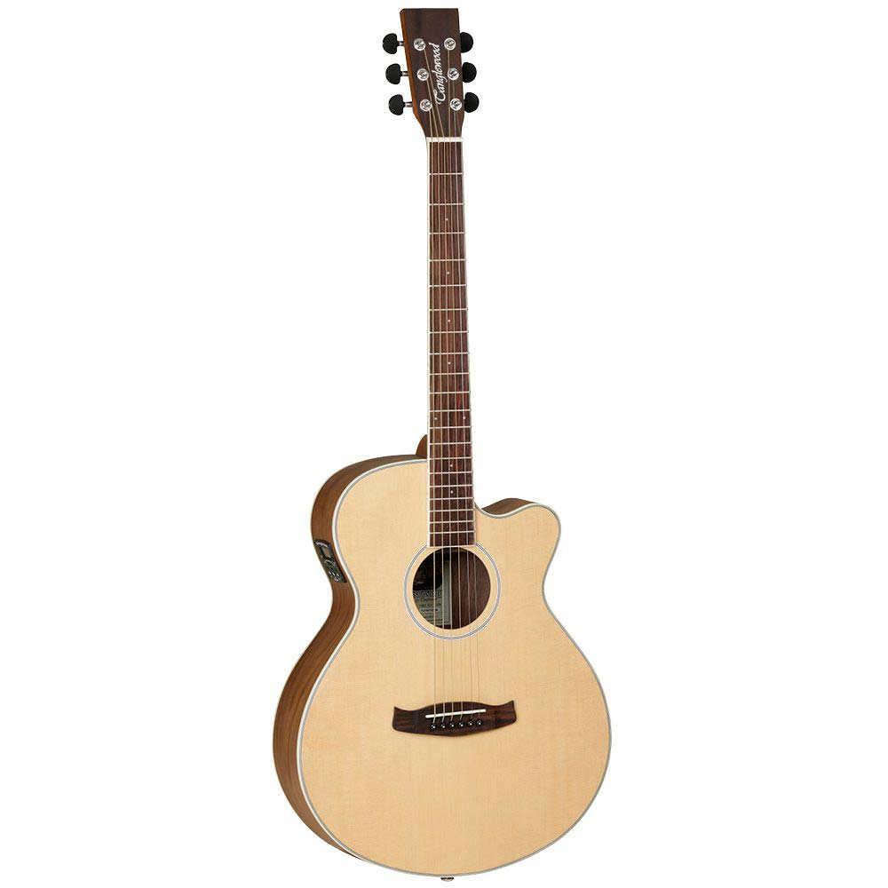 Tanglewood DBT SFCE BW Discovery western-guitar