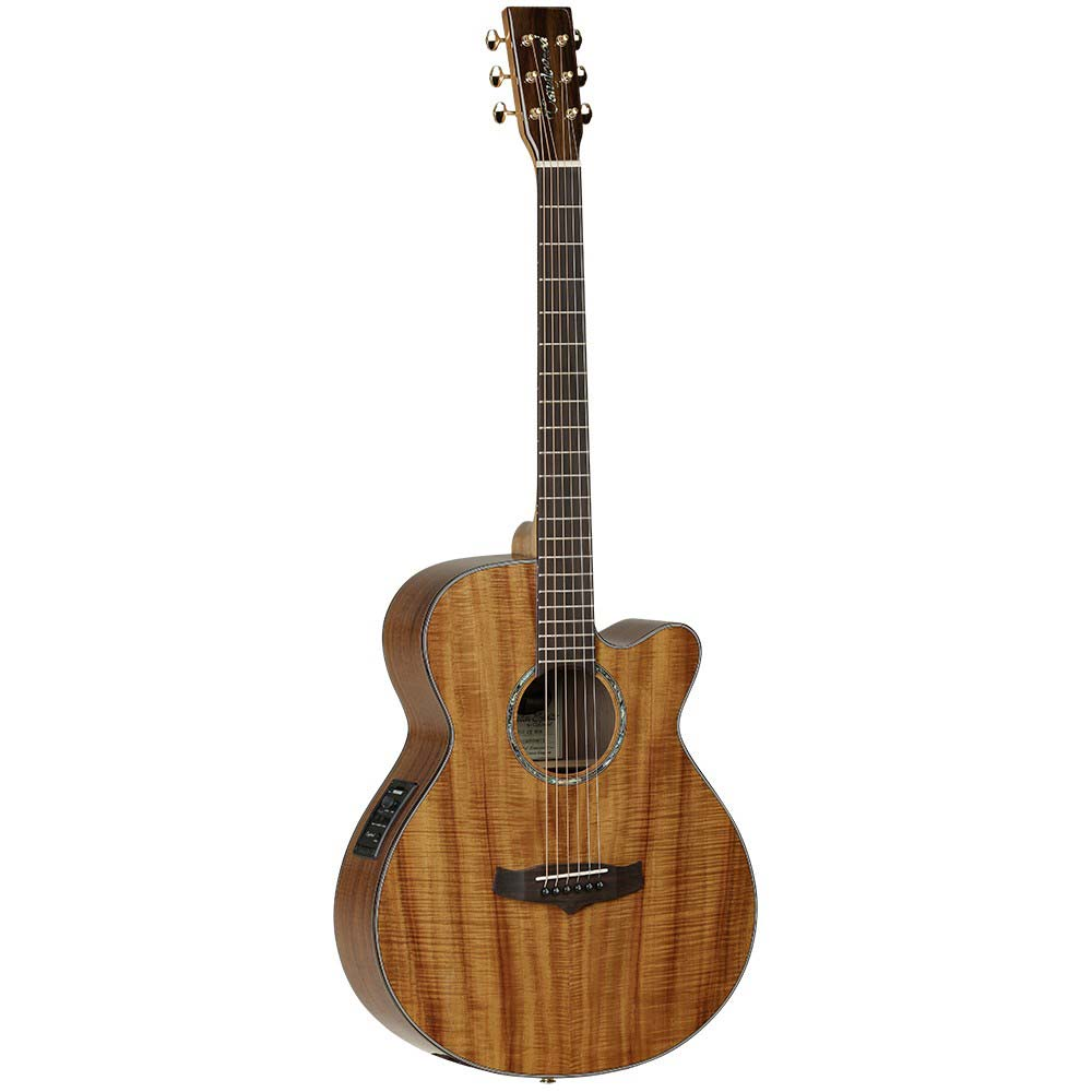 Tanglewood TSF CE X KOA Evolution western-guitar