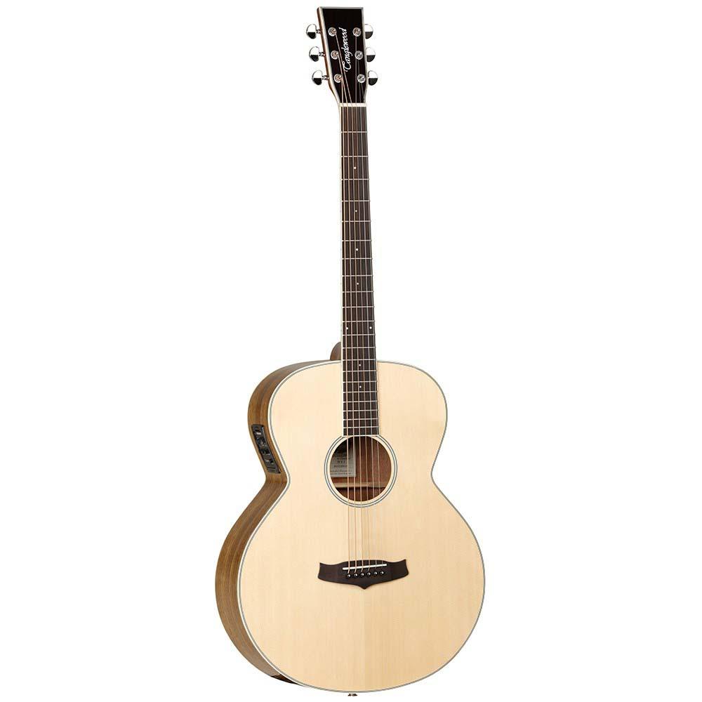 Tanglewood TWBZ Evolution Baryton western-guitar