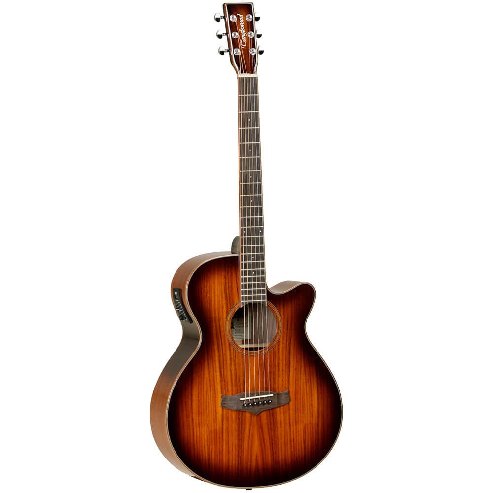 Tanglewood TW4 E KOA Winterleaf western-guitar