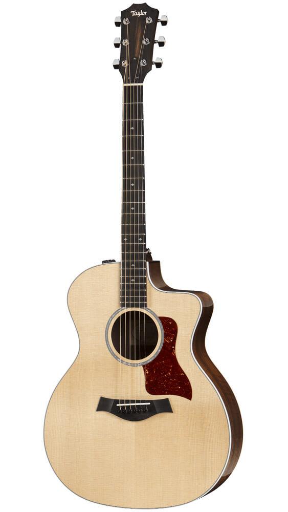 Taylor 214ce-CF DLX western-guitar