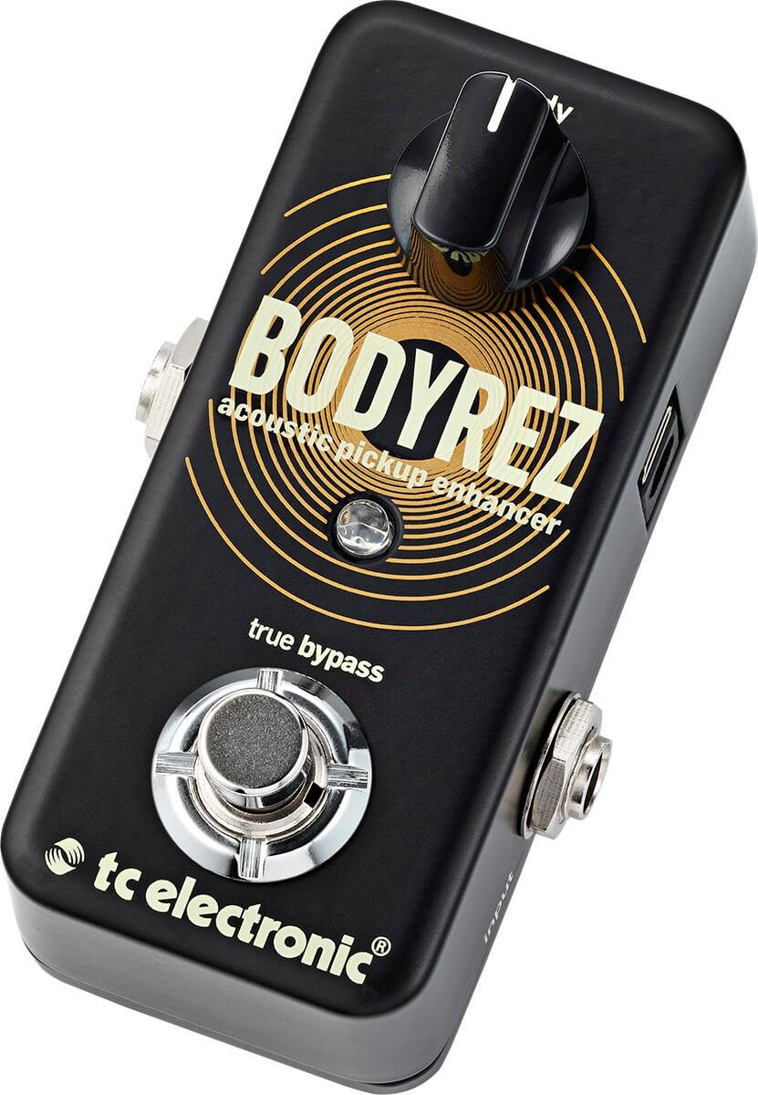 TCElectronic BodyRez guitar-effekt-pedal