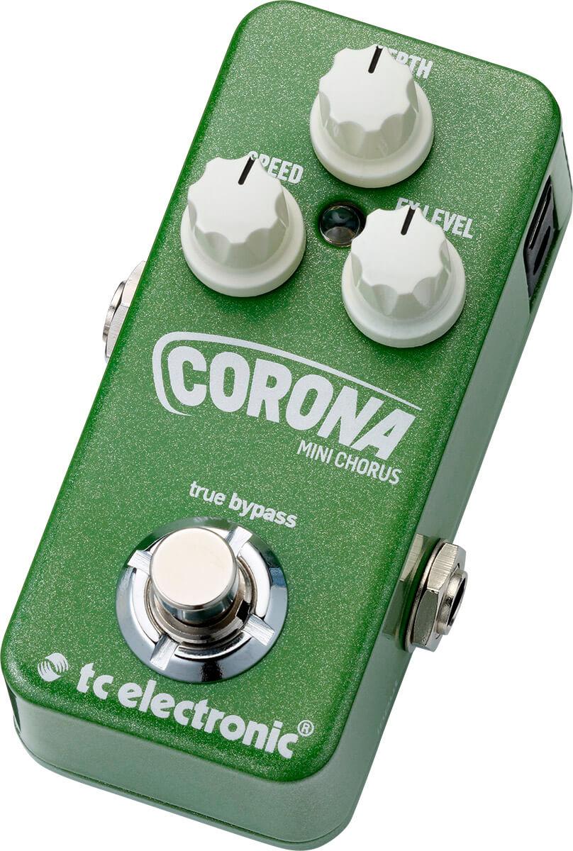TCElectronic CoronaMiniChorus guitar-effekt-pedal