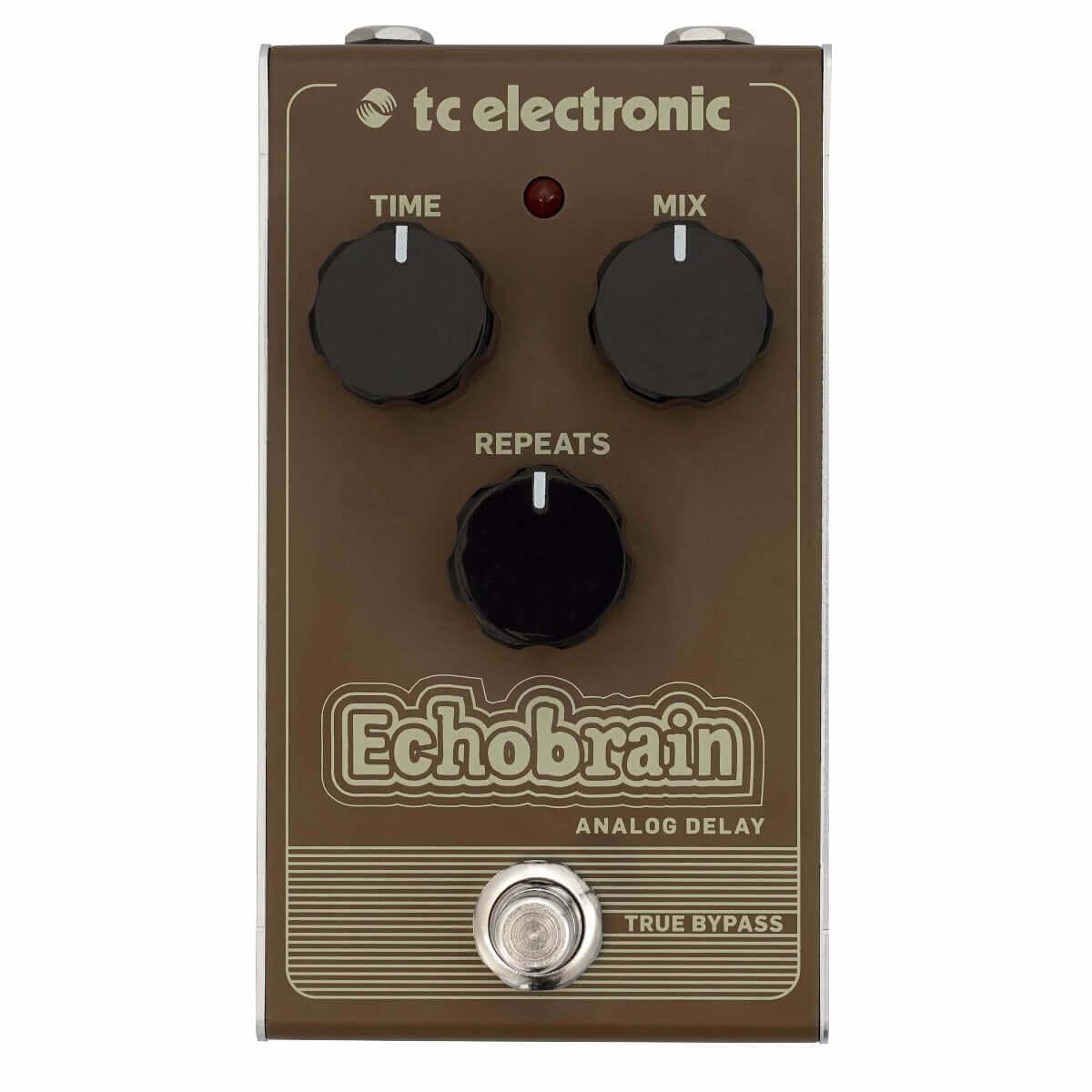 Billede af TC Electronic Echobrain Analog Delay guitar-effekt-pedal