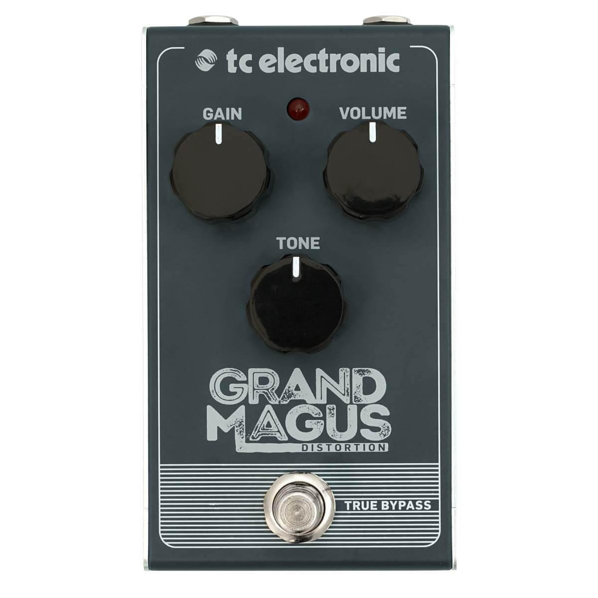 Billede af TC Electronic Grand Magus Distortion guitar-effekt-pedal