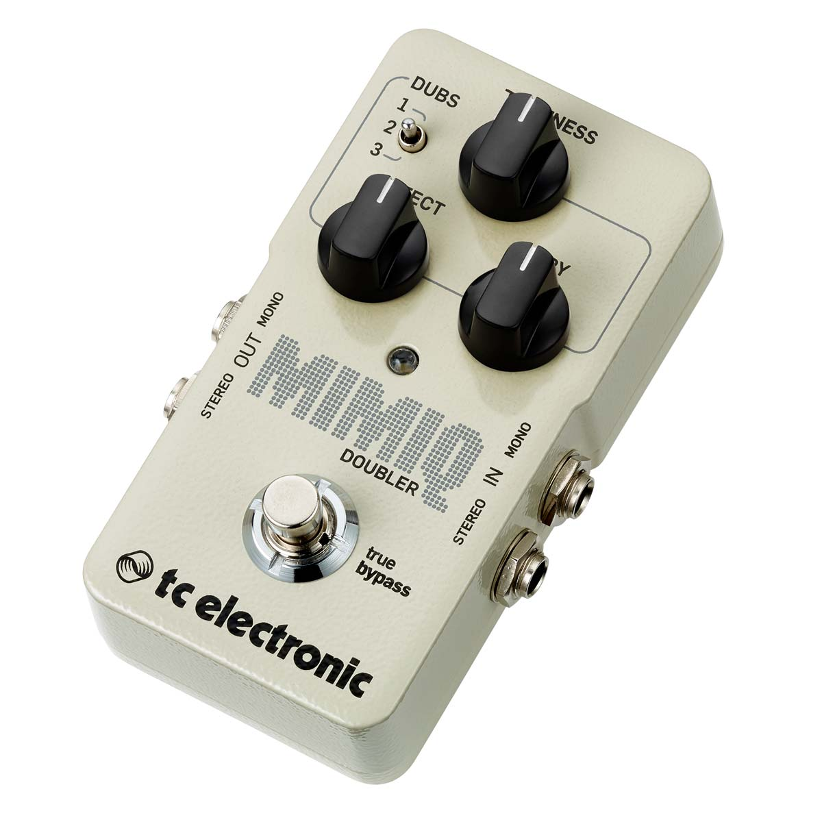 TC Electronic Mimiq Double guitar-effekt-pedal