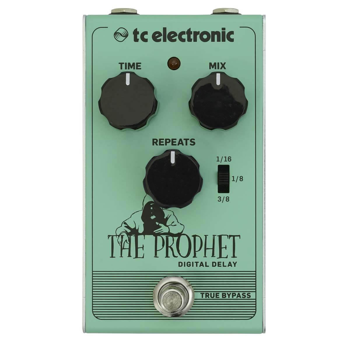 Billede af TC Electronic The Prophet Digital Delay guitar-effekt-pedal