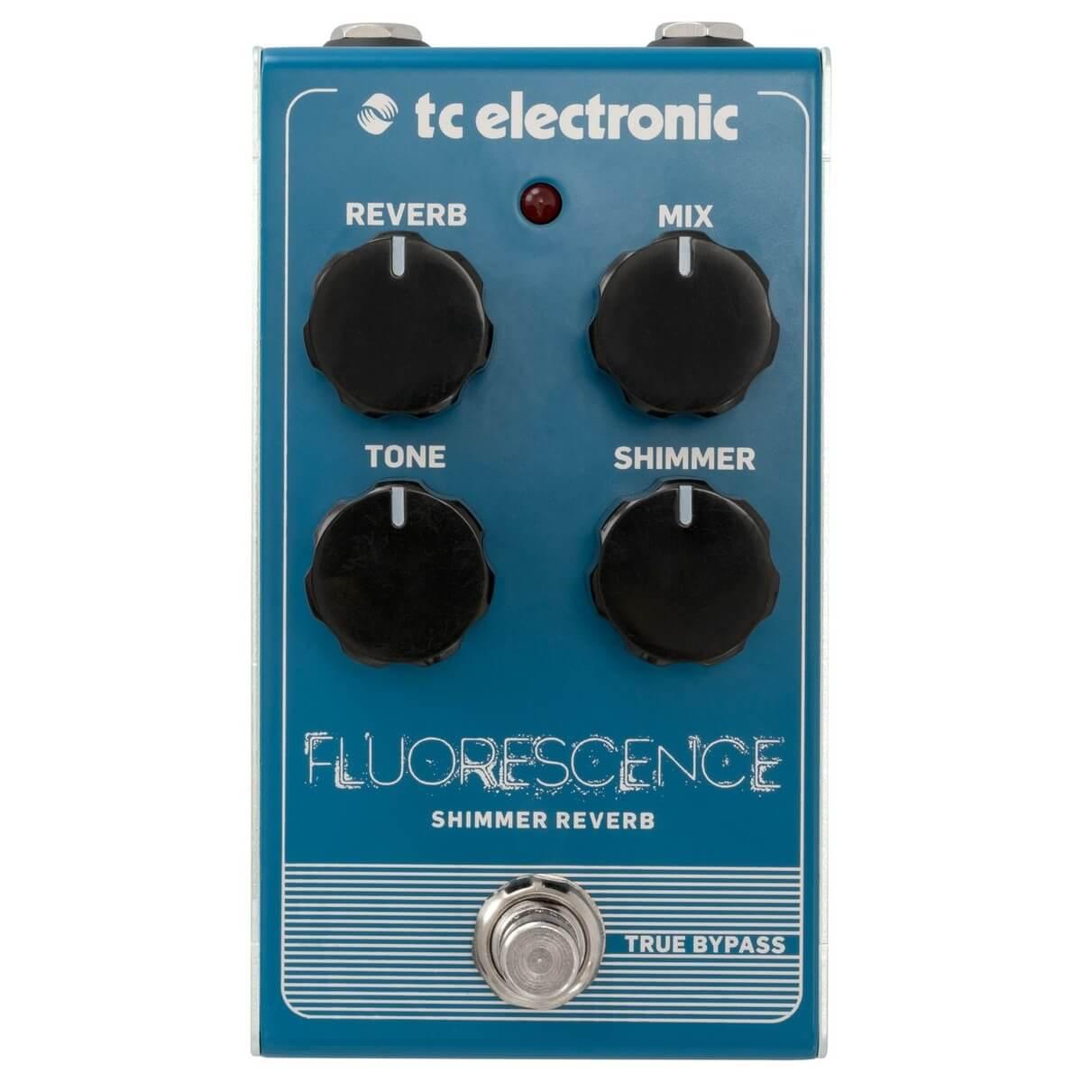 TC Electronic Fluorescence Shimmer Reverb guitar-effekt-pedal