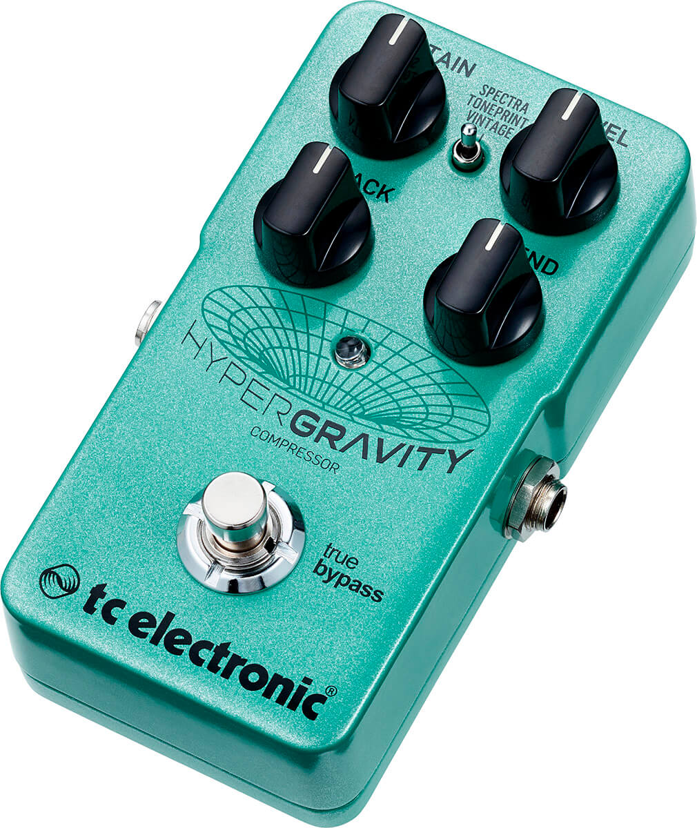 TCElectronic HyperGravityCompressor guitar-effekt-pedal