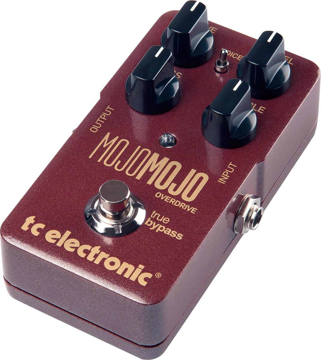 TCElectronic MojoMojoOverdrive guitar-effekt-pedal