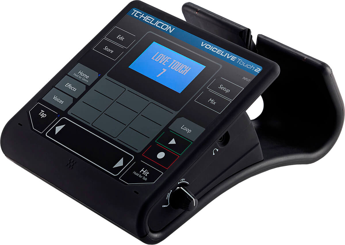 TCHelicon VoiceLiveTouch2 vokal-processor