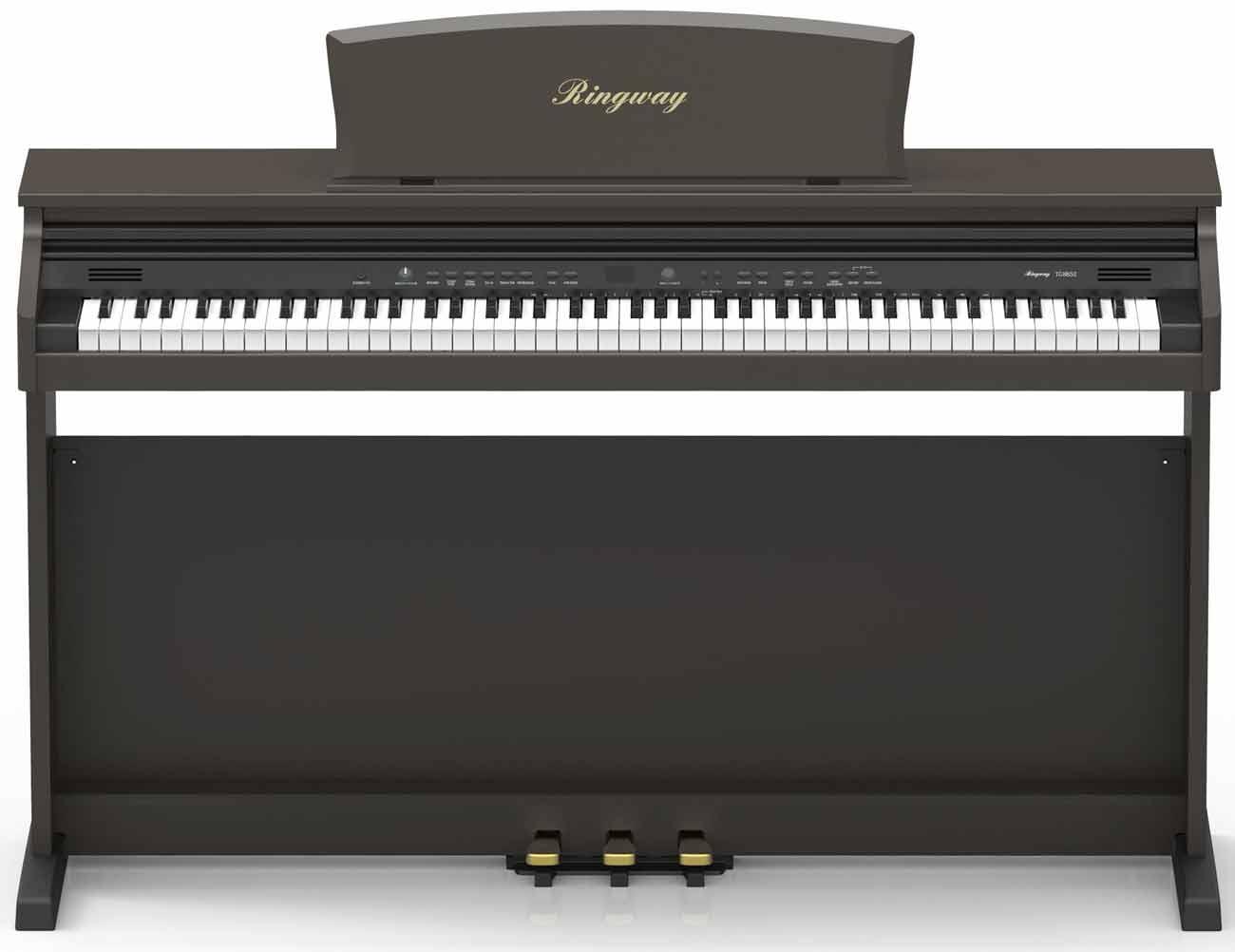 Ringway TG8852 rosewood el-klaver palisander
