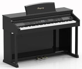 Ringway TG8862 rosewood el-klaver palisander
