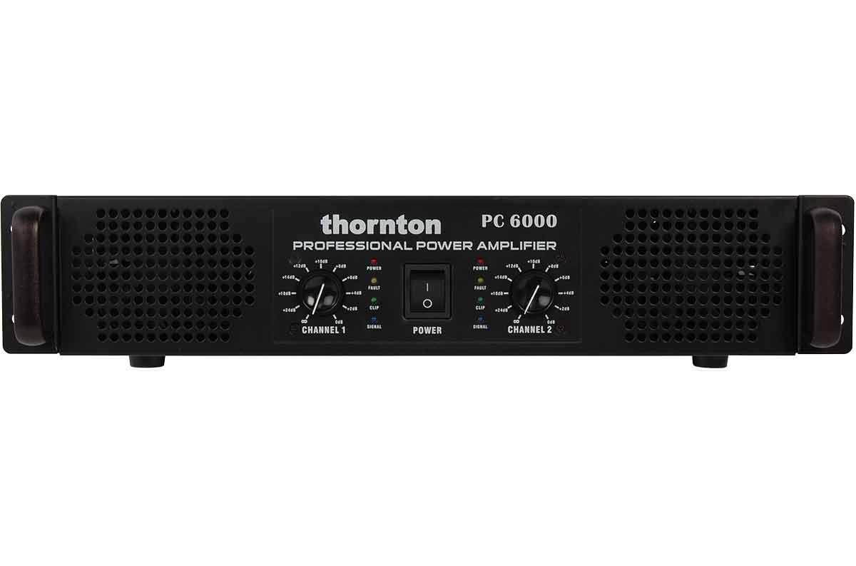 Thornton PC6000 forstærker