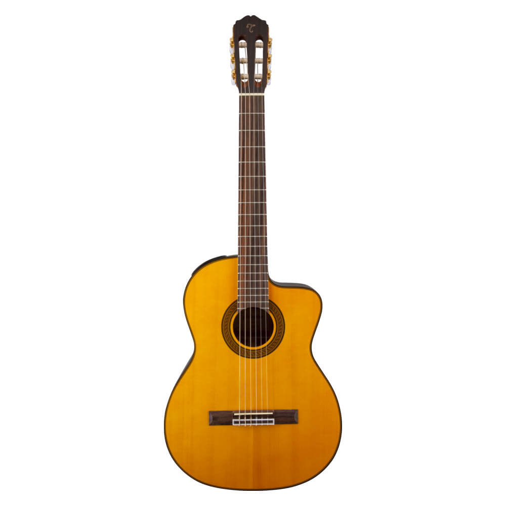 Takamine GC5CE NAT spansk guitar