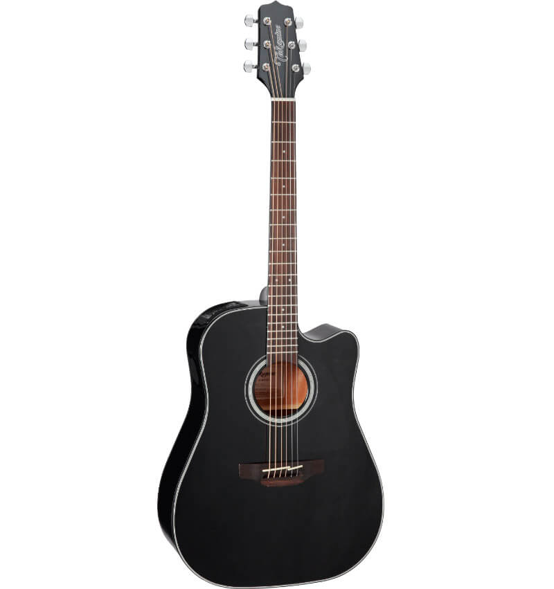 Image of   Takamine GD30CE-BLK western-guitar sort