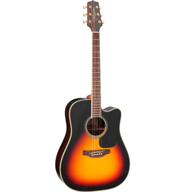 Image of   Takamine GD51CE-BSB western-guitar brownsunburst