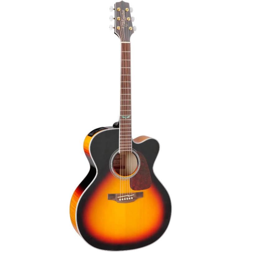Image of   Takamine GJ72CE-BSB western-guitar brownsunburst