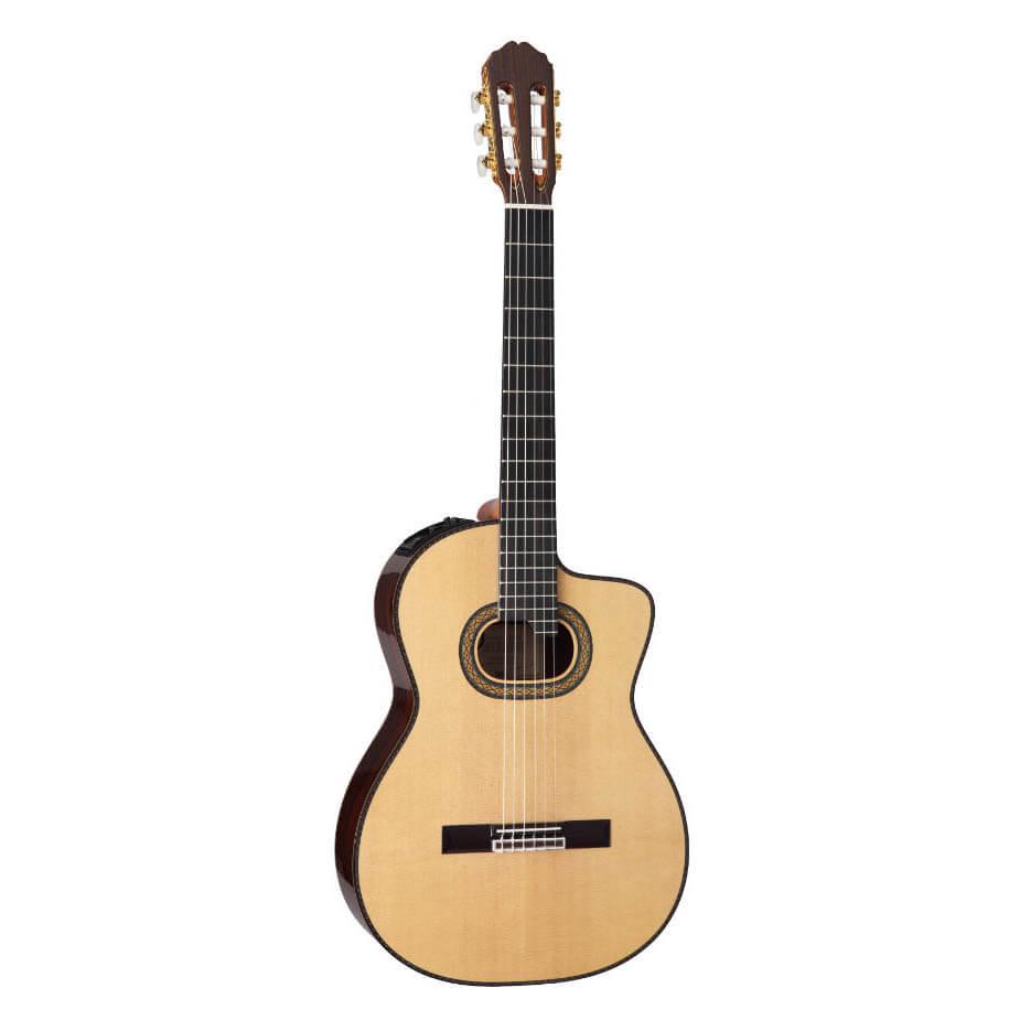 Takamine TH90 spansk guitar