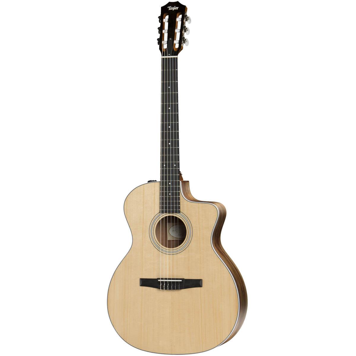 Taylor 214ce-N spansk guitar