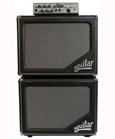 Image of   Aguilar Tone Hammer 500 Bas rig