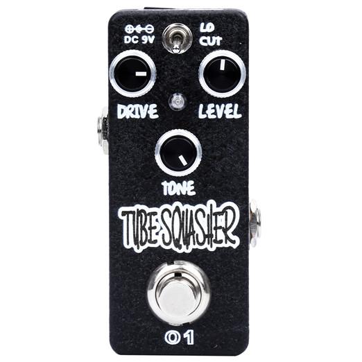 XVive O1 Tube Squasher guitar-effekt-pedal