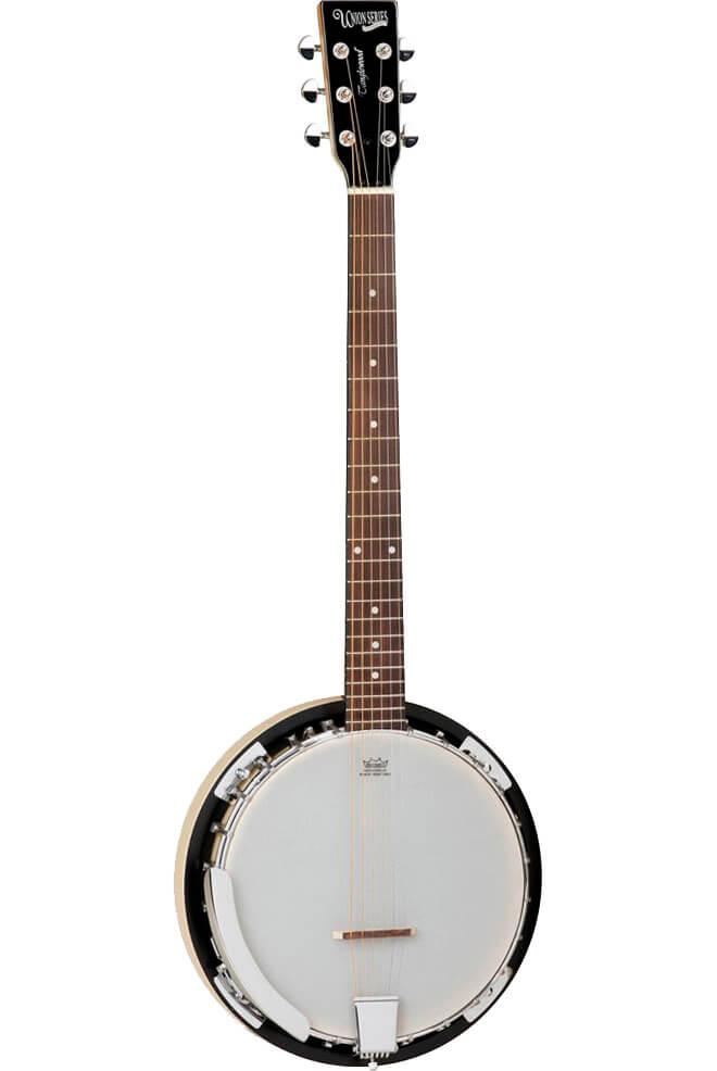 Tanglewood TWB18M6 banjo,6-strenget