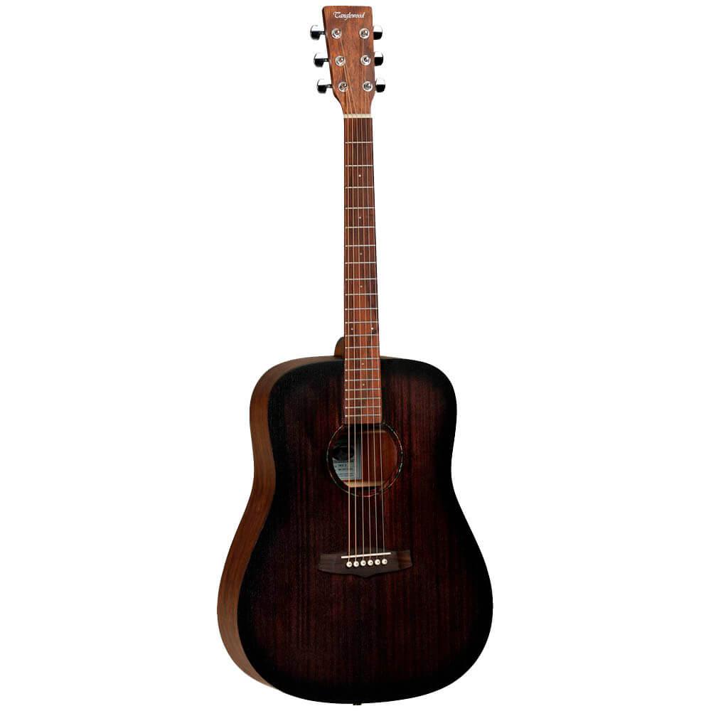 Billede af Tanglewood TWCRDECrossroads western-guitar darkbrown
