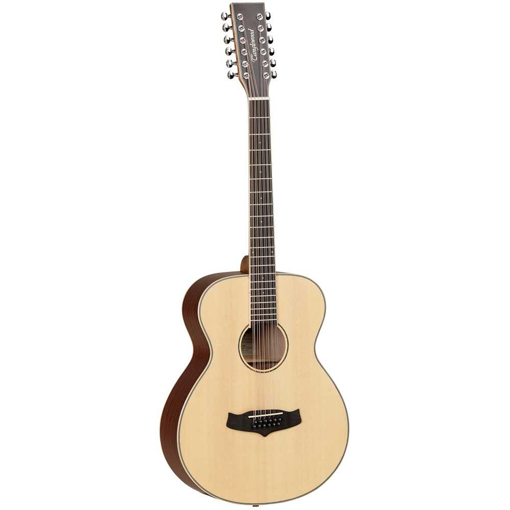 Tanglewood TW12 Winterleaf western-guitar, 12-strenget