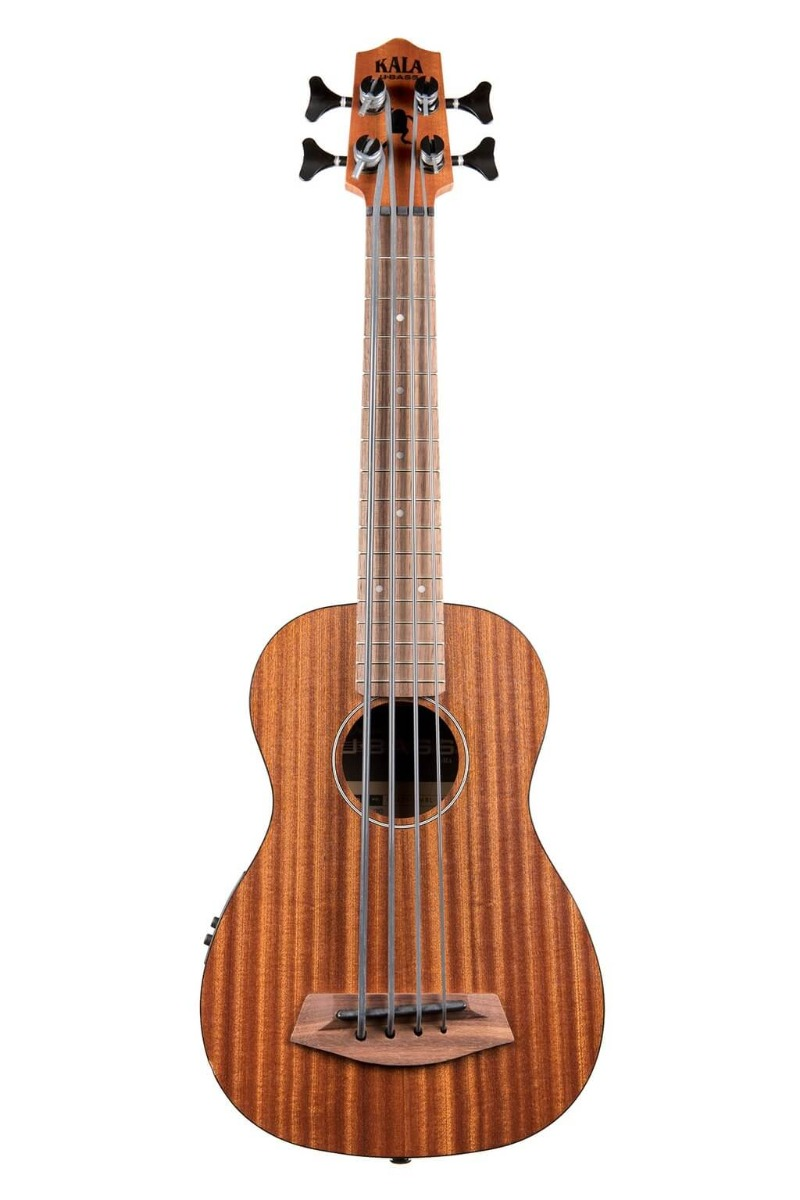 Kala U-Bass Rumbler FS bas-ukulele