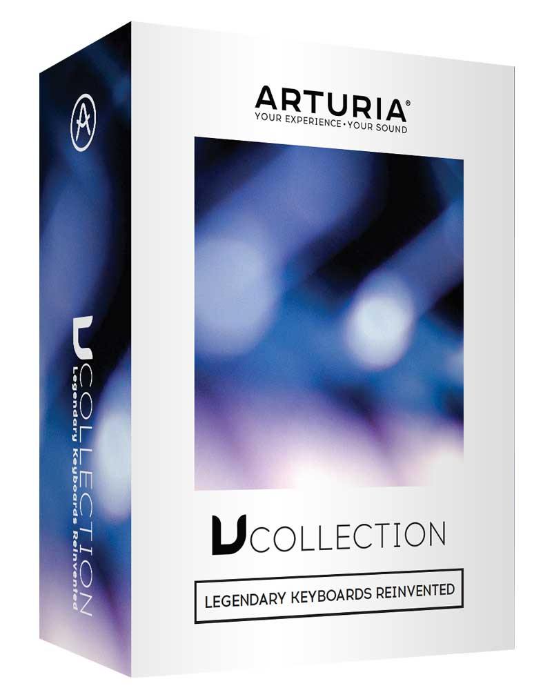 Billede af Arturia V-Collection5 software