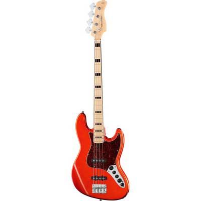 Sire Marcus Miller V7 VINTAGE SWAMP ASH-4  BMR el-bas Bright Metallic Red