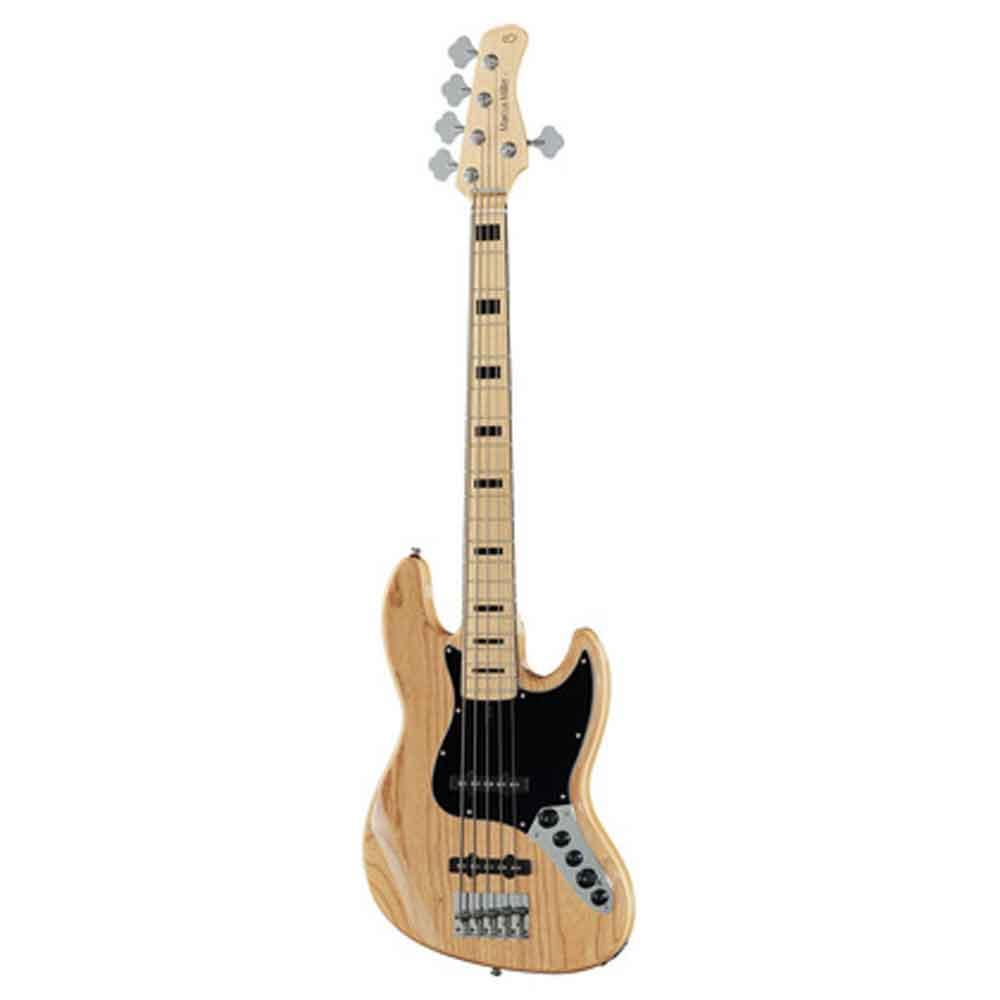 Sire Marcus Miller V7 VINTAGE SWAMP ASH-5  NT el-bas, 5-strenget natur