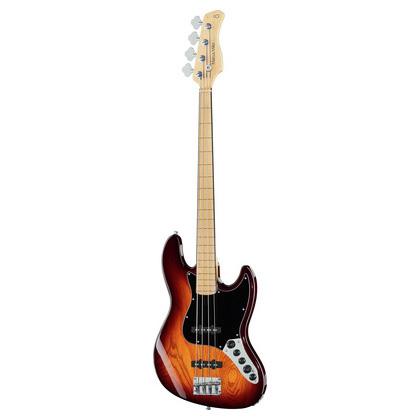 Sire Marcus Miller V7 VINTAGE SWAMP ASH-4 FL  TS el-bass,båndløs Tobacco Sunburst