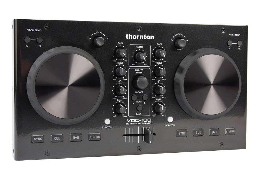 Thornton VDC-100 DJ-controller