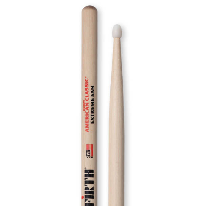 Image of   Vic Firth X5AN Extreme American Classic Nylon trommestikker (par)