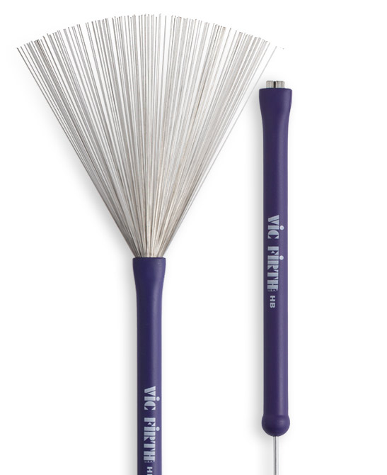Image of   Vic Firth HB Heritage Brush whiskers