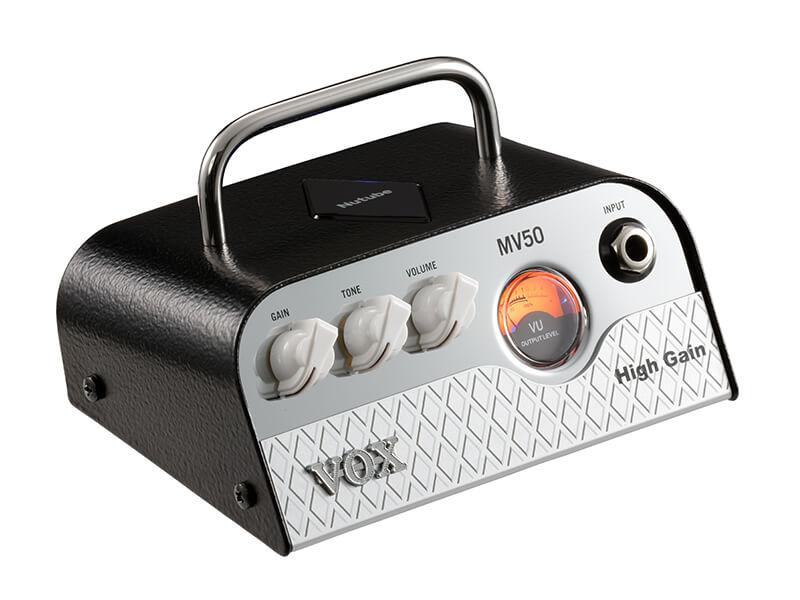 Image of   Vox MV50-High Gain guitarforstærker-top