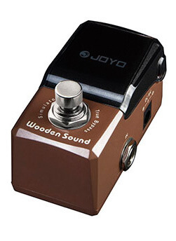 Joyo JF-323IronmanWoodenSound guitar-effekt-pedal
