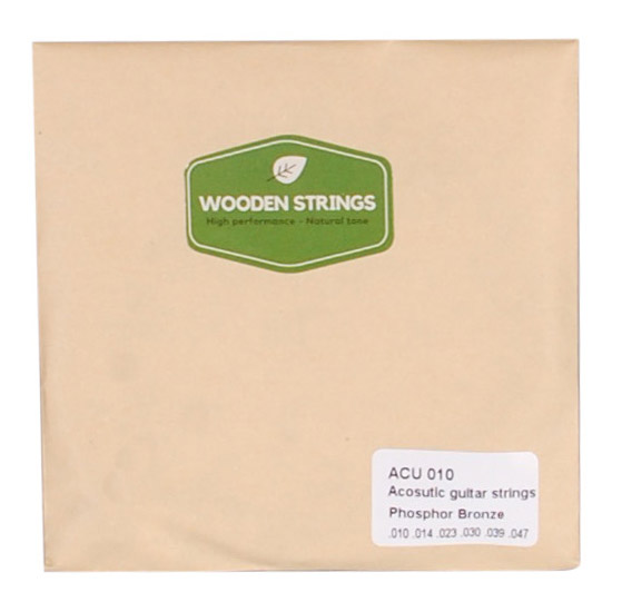 Image of   Wooden strings ACU010 western-guitar-strenge, 010-048