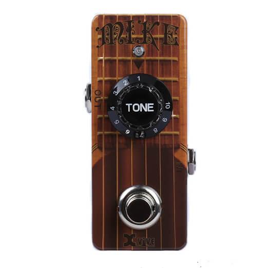 XVive MIKE akustisk-guitar-pedal