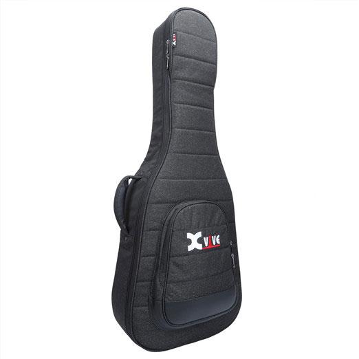 XVive GB-1 tasketilwestern-guitar sort