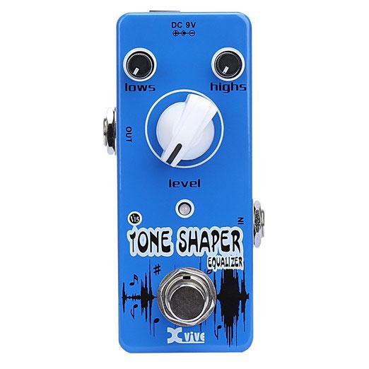 XVive V15 Tone Shaper guitar-effekt-pedal