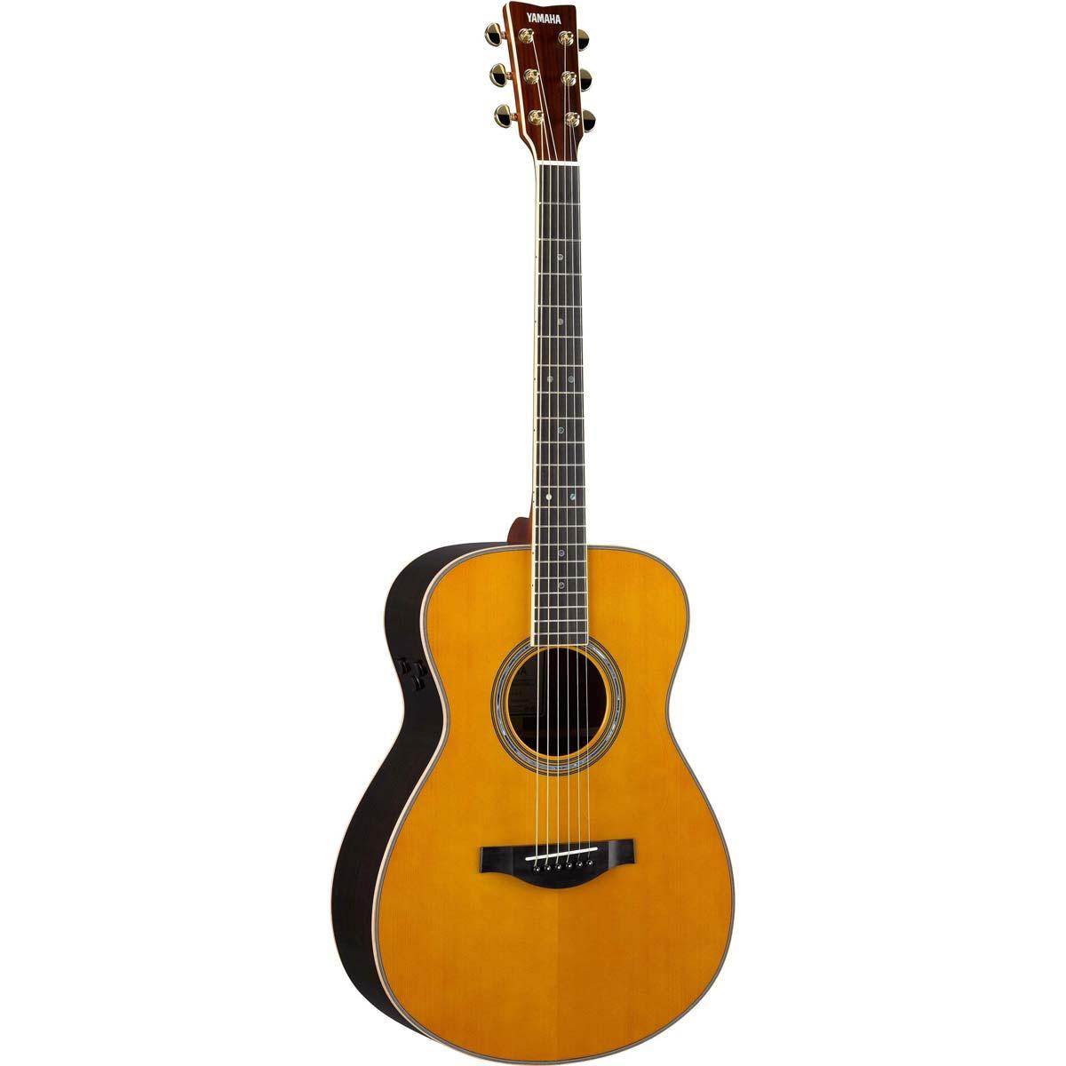 Yamaha LS-TAVT transacousticwestern-guitar vintage tint